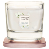 Doftljus Yankee Candle Elevation Sheer Linen