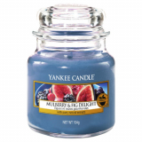 Doftljus Yankee Candle Mulberry & Fig Delight
