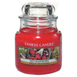 Doftljus Yankee Candle Red Raspberry