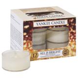 Doftvärmeljus Yankee Candle All is Bright