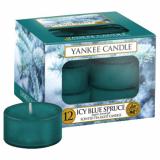 Doftvärmeljus Yankee Candle Icy Blue Spruce