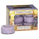 Doftvärmeljus Yankee Candle Lemon Lavender