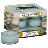 Yankee Candle Doftvärmeljus Yankee Candle Misty Mountains