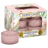 Doftvärmeljus Yankee Candle Rainbow Cookie