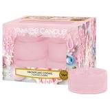 Doftvärmeljus Yankee Candle Snowflake Cookie