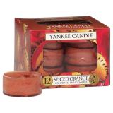Doftvärmeljus Yankee Candle Spiced Orange