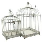 Dorset Fågelbur Prydnad 2-set