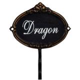 Dragon Odlingspinne Svart