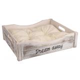 Dream Away Kattbädd Vit