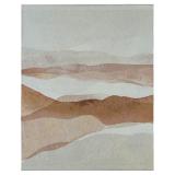 Svanefors Dunes Väggbonad Beige
