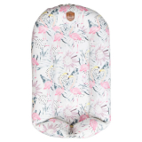 Eco Babynest Flamingo Dreams