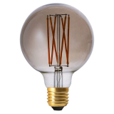 Elect Globe LED-Lampa Smoke