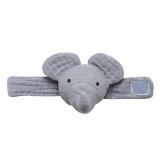 Elefant Armskallra Grå