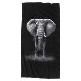 Elefant Badlakan Svart