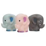Elefanter Badleksak Multi 3-Delar