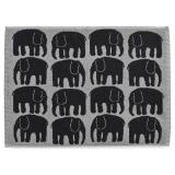 Elefantti Handduk Svart