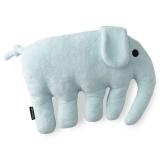 Elefantti Prydnadskudde Ljusblå