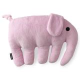 Elefantti Prydnadskudde Ljusrosa