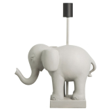 Elephant Bordslampa Grå