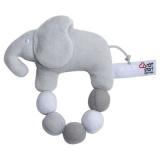 Elephant Marbles Skallra Grå