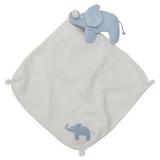 Elephant Snuttefiltskompis Blå
