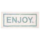 Enjoy Badlakan Vit