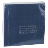 Ernst Servett Citat Blå