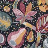 Eva och Adam Textilvaxduk Lila