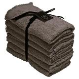 Everyday Handduk Grå 6-pack