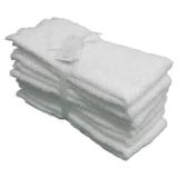 Everyday Handduk Vit 6-pack