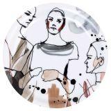Fashion Glasunderlägg Mingel