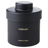 Februari Doftljus Fresia, Mandarin & Svart Vinbär