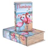 Flamingo Boklåda 2-set