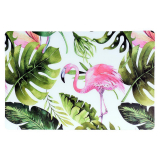 Flamingo Bordstablett Rosa/Multi