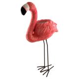 Flamingo Kruka med Ben