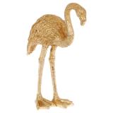 Flamingo Prydnad Guld