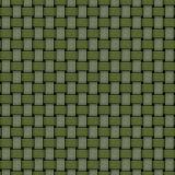 Fläta Vaxduk Grön
