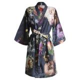 Fleur Kimono Mörkblå