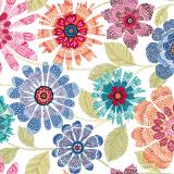 Flowers Vaxduk Multi