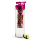 Fresh Vattenflaska Fruktkolv Rosa