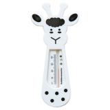 Giraff Badtermometer Svart
