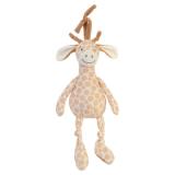 Giraff Speldosa Brun