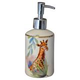 Giraff Tvålpump Porslin Multi