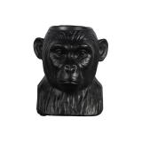 Gorilla Dekoration Svart