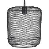 Grid Tak-/Fönsterlampa Svart