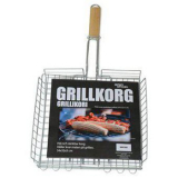 East Import Grillkorg Stor Metall