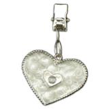 Hjärta Duktyngd Metall