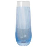 Ibiza Glas Blå