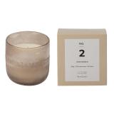 Bloomingville ILLUME Doftljus NO. 2 Green Gardenia Glas