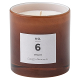 Bloomingville ILLUME Doftljus NO. 6 Sequoia Liten